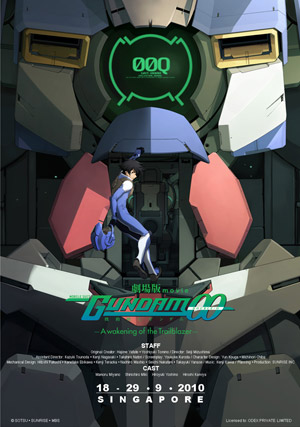Gundam OO: A wakening of the Trailblazers
