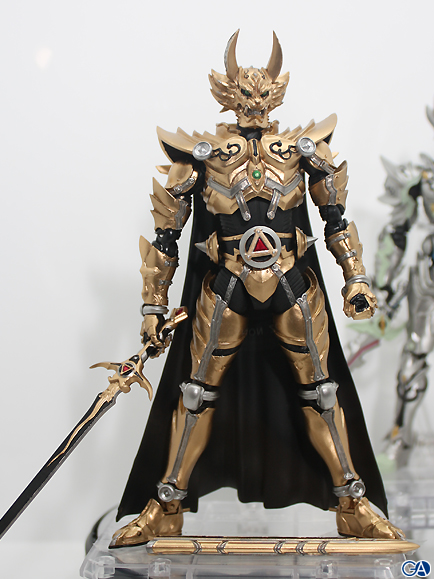 Tamashii Nation 2010: S.H. FigureArts Garo