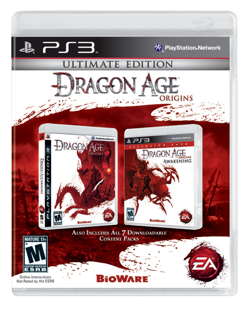 Dragon Age: All-in-1 Announced