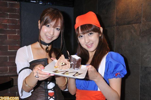 Dragon Quest opens Restaurant in Japan