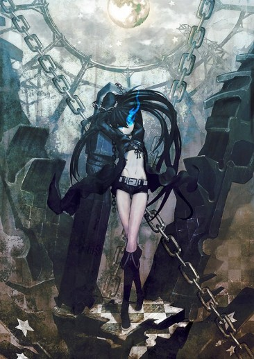 Black Rock Shooter sequel, In production! – not…