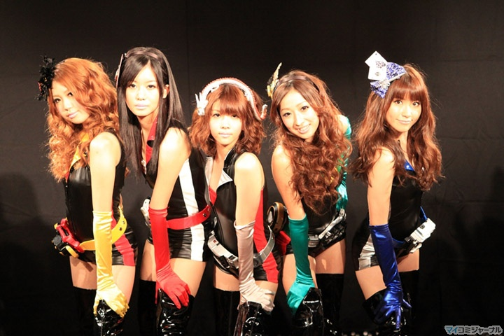 Kamen Rider gets Idol Group Spin-off