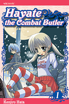 Hayate the Combat Butler Animated Movie Announced