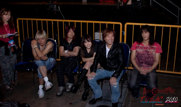 AFA X: Group Interview with JAM Project
