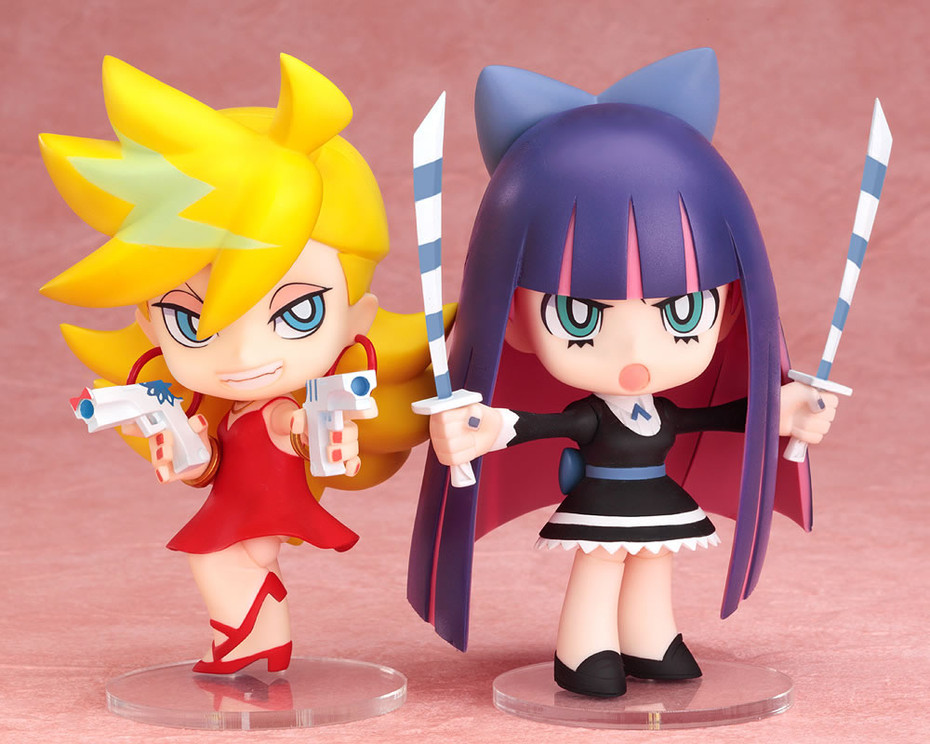 Panty and Stocking Nendoroid~