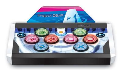 Hori Annouces Hatsune Miku -Project Diva- Game Controller
