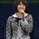 AKB48′s Atsuko Maeda to release first solo single.