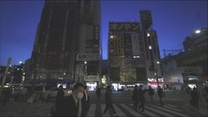 Japan sets power-saving targets to avoid blackouts