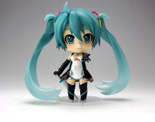 Nendoroid Racing Miku: 2011 ver. Spotted and Available for Pre-Order!