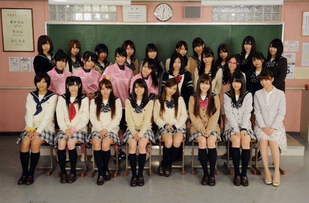 AKB48 drama DVD 「桜からの手紙 ~AKB48 それぞれの卒業物語~」release date confirmed!