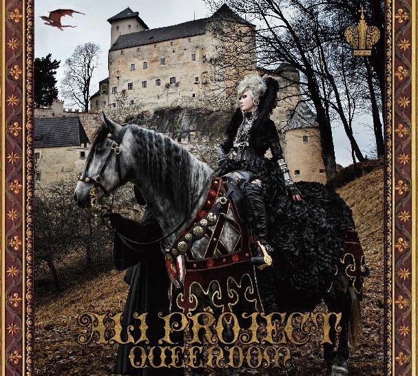 ALI PROJECT includes new track in best album「QUEENDOM」