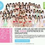 AKB 48 Singapore, established!(Updated)