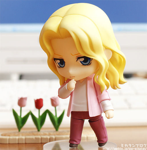 Nendoroid O-ji(Level E)