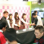AKB48 SG Official Opening Handshake event