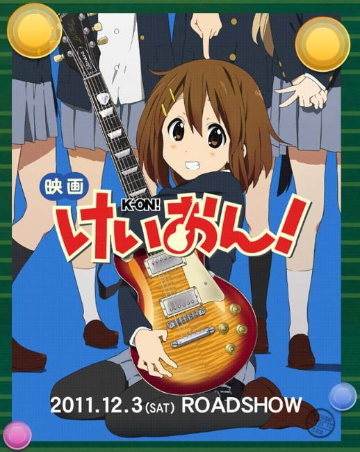 K-On!! The Movie, 40,000 Served!