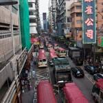 Hong Kong: MongKok's Modelling Shops