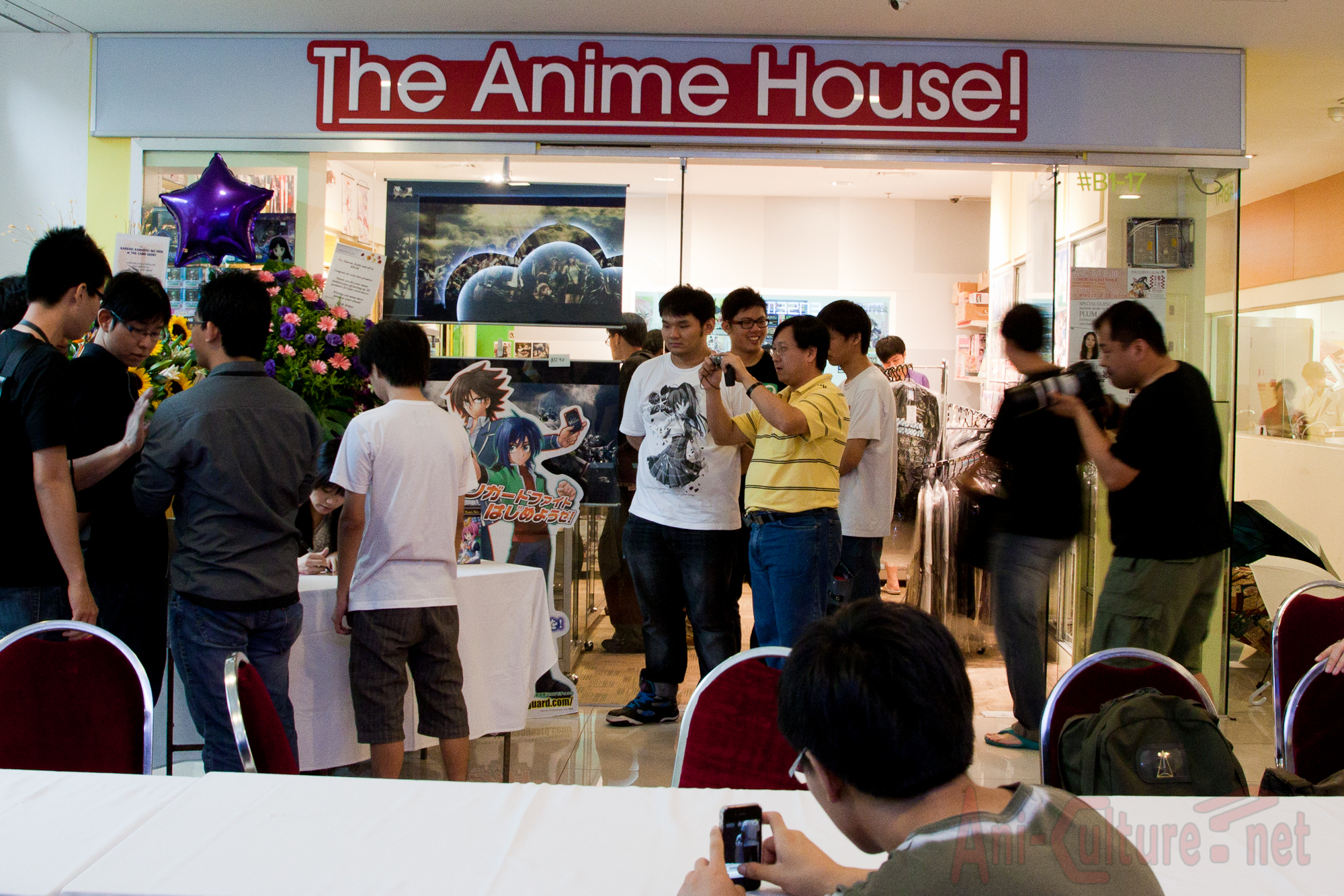 The Anime House Moved! ACME gets Suara
