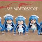 Ferrari Ika Musume's Thank U package!