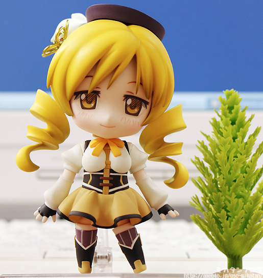 Tomoe Mami Nendoroid annouced