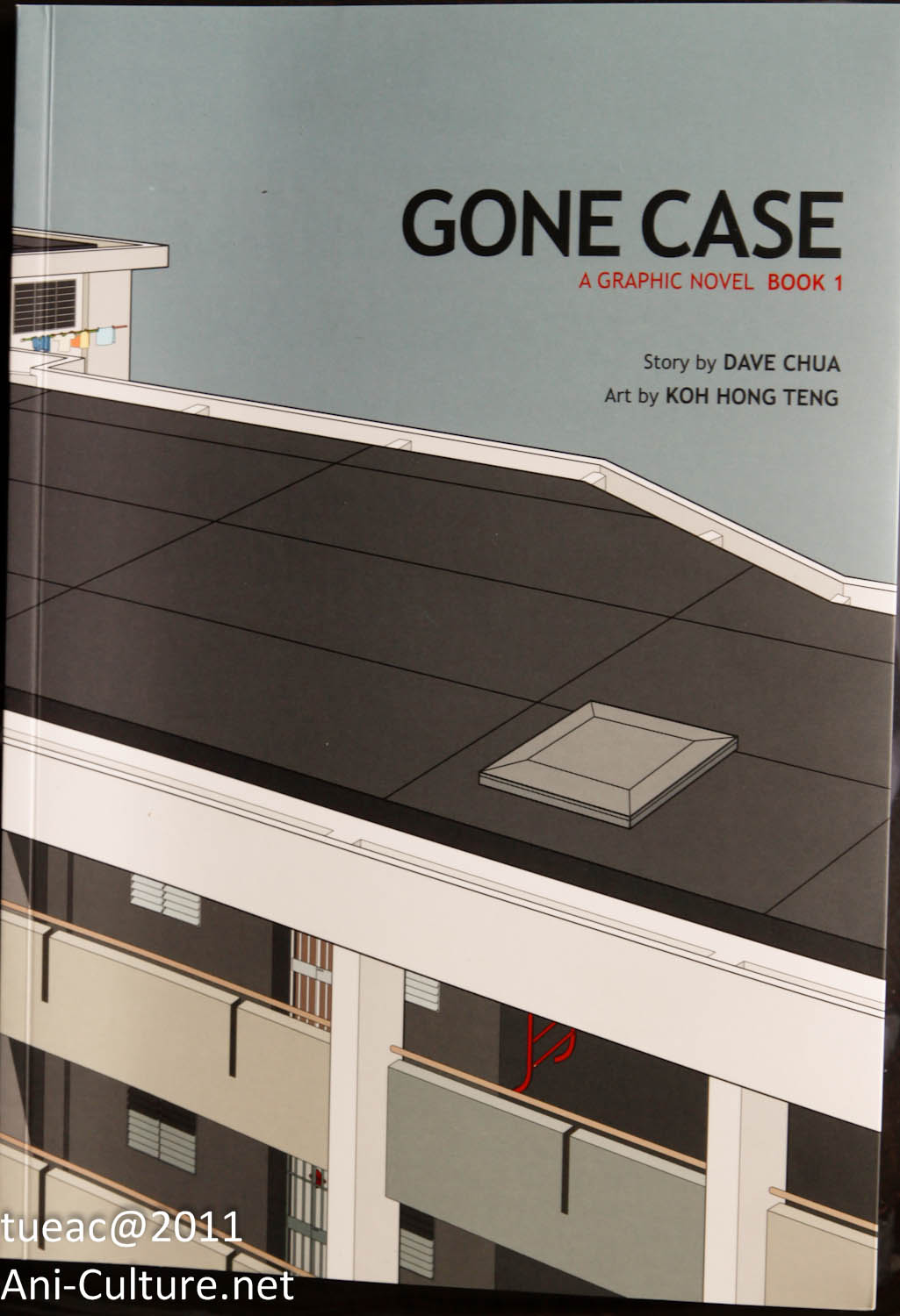 SG Comics SP #1: Gone Case