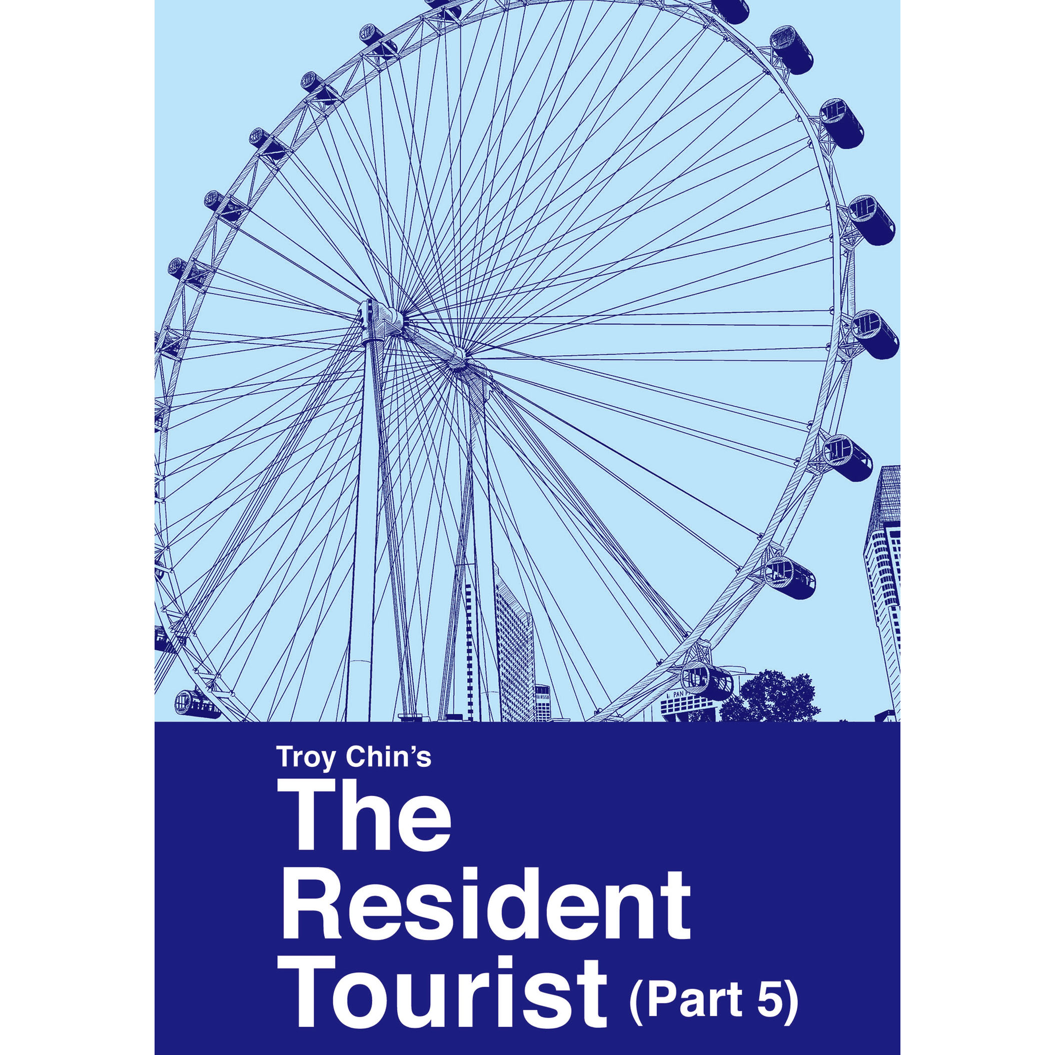 Review: The Resident Tourist vol. 5