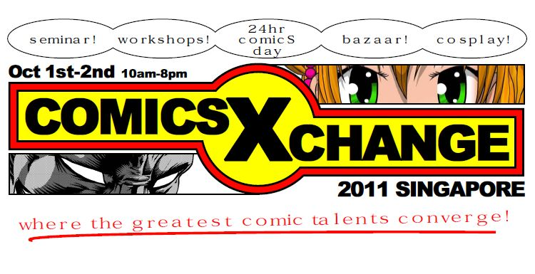 Comic XChange Media Preview