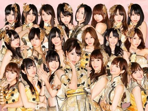 AKB48: 23rd single [Kaze Wa Fuiteiru] details.