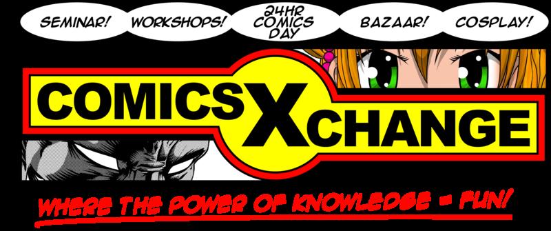 CXC11: Comics XChange