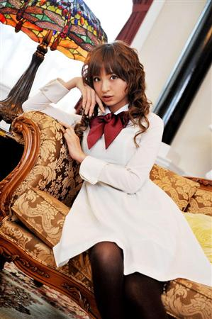 Mariko(AKB48) to star in Ouran HS Host club Movie (Updated: 3/1/12)