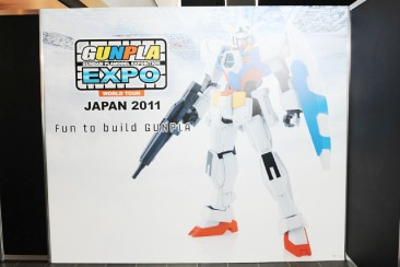 Japan: Gunpla Expo 2011