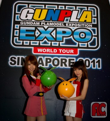 SG: Gunpla Expo World Tour