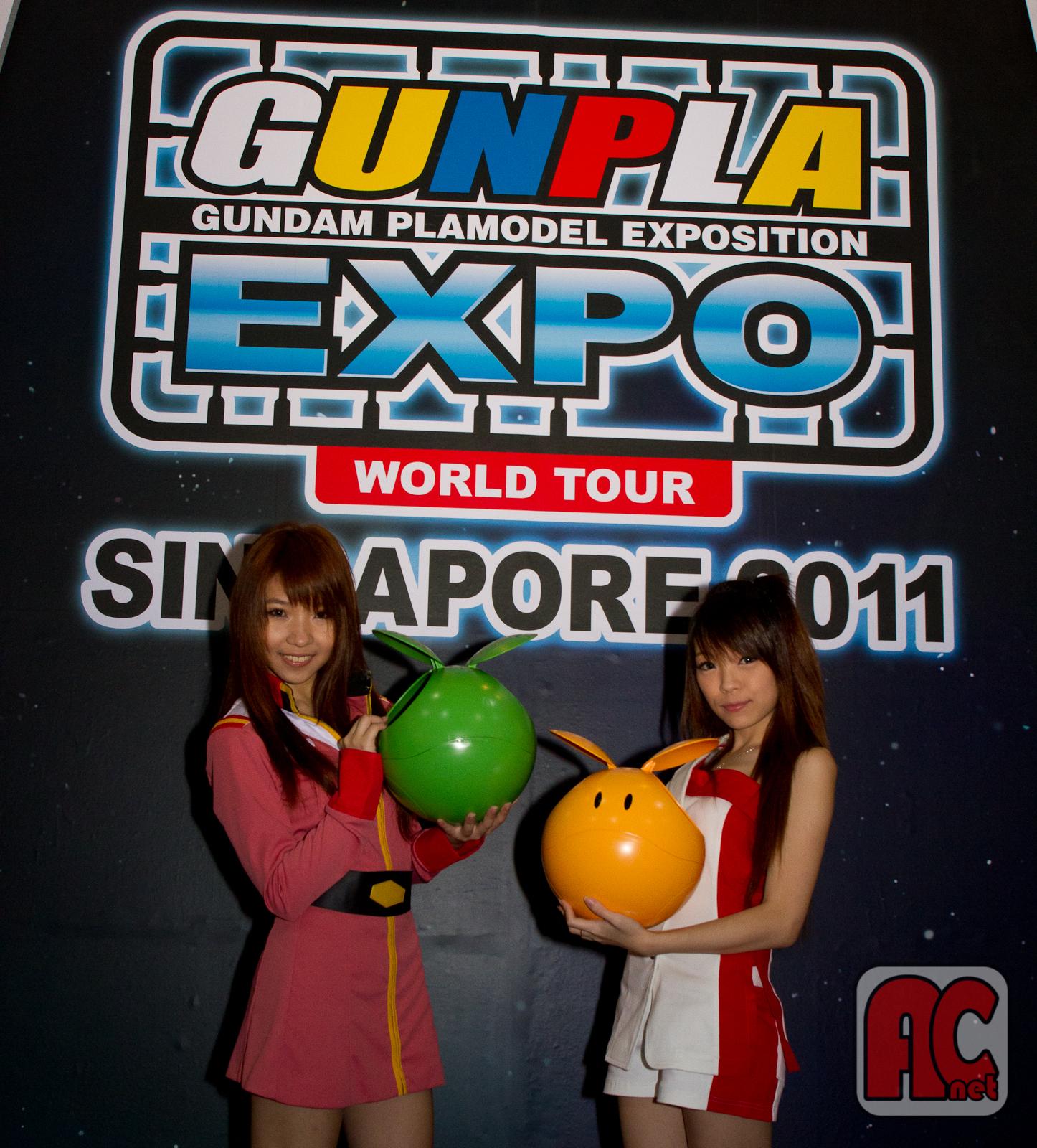 SG: Gunpla Expo World Tour