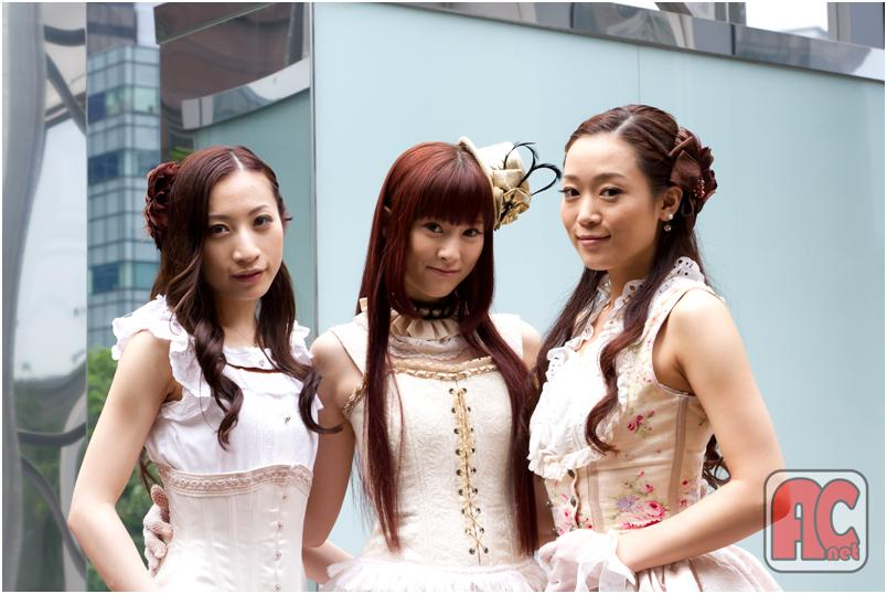 AFA11: A short chat with Kalafina