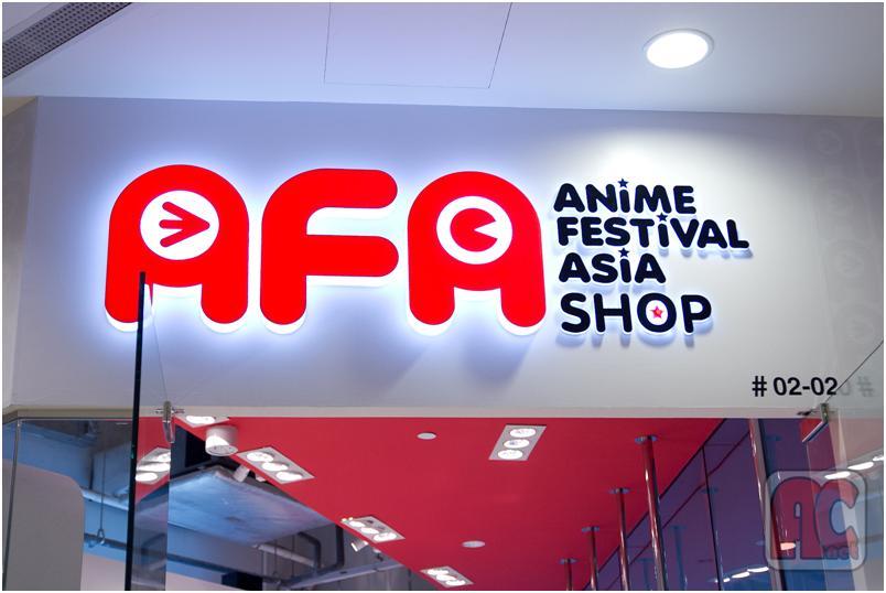SG: AFA Shop @ Scape