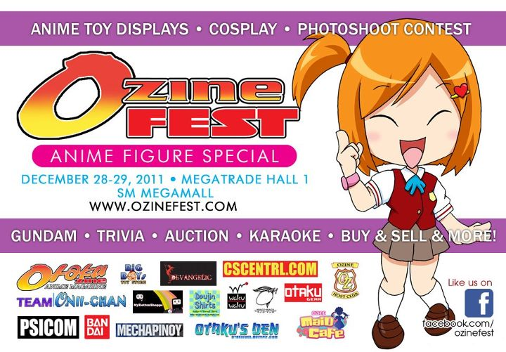 PH: Ozine Fest: Anime Figure Special