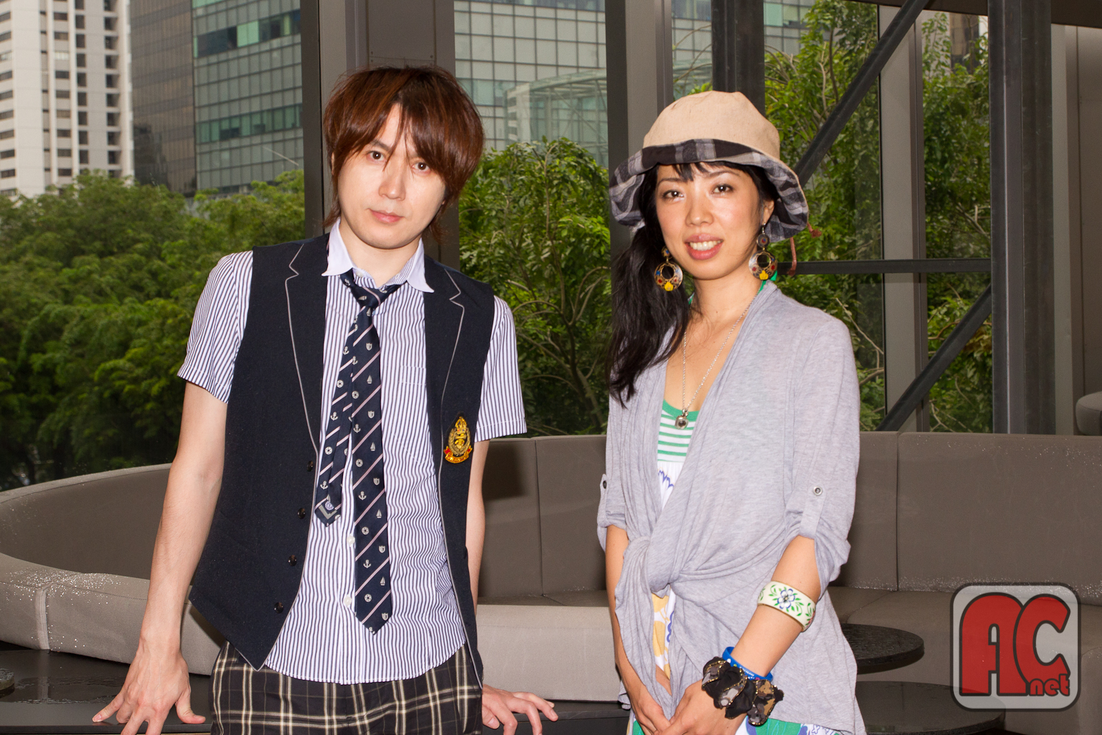 AFA11: Interview, Kanako Ito and Chiyomaru Shikura