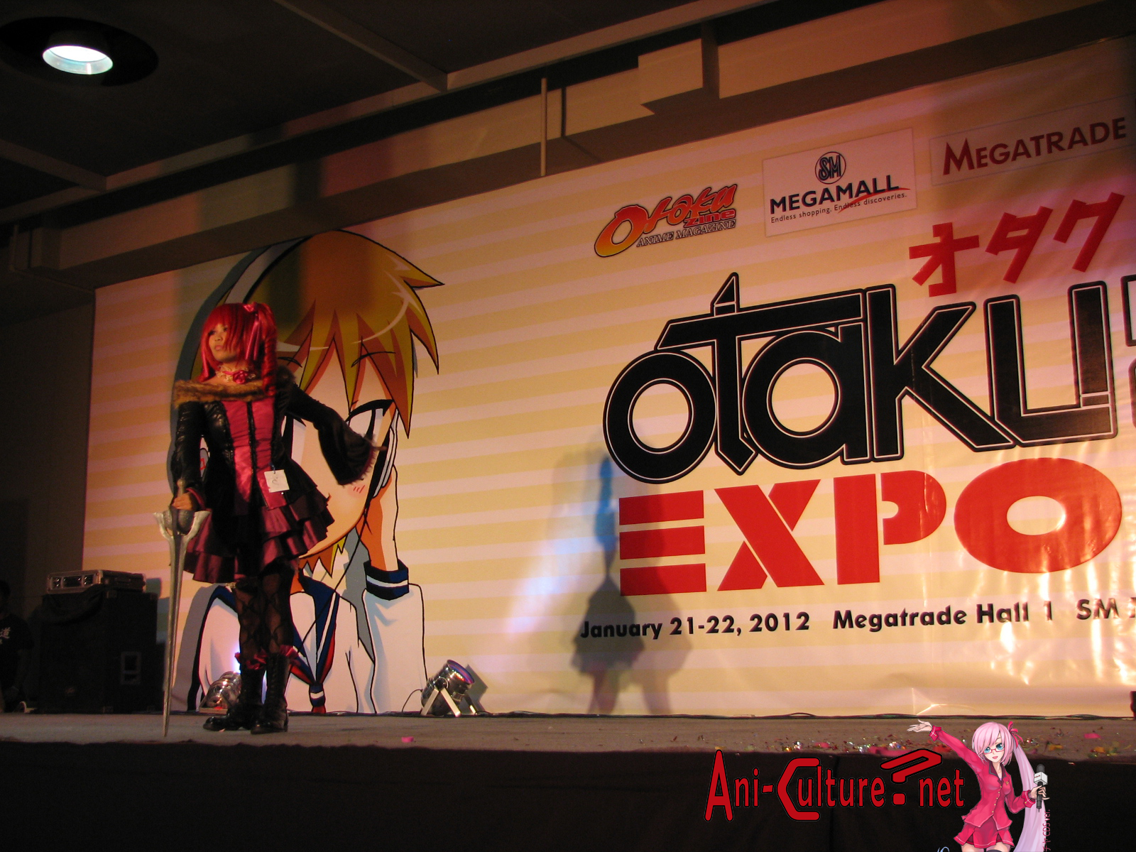 PH: Otaku Expo 2012 Cosplay
