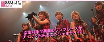 AKB48: AKB48 Request Hour Set List Best 100 2012 Day 4!