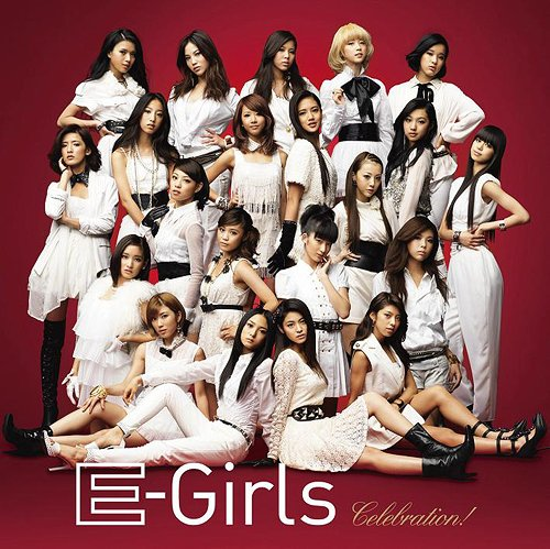 Oricon Weekly: E-Girls? Oh? Nevermind… 9/1/12