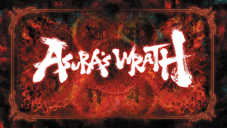 Games: Asura's Wrath (PS3/XB360)