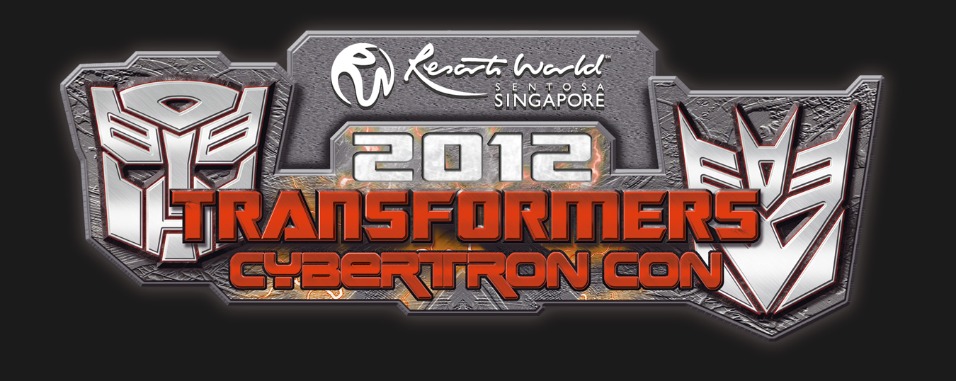 SG: CYBERTRON CON 2012 EXCLUSIVE MERCH