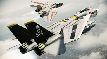 "Namco Bandai Commemorating Macross 30th Anniversary in ""Ace Combat Assault Horizon"""