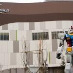 1/1 RX-78-2 @ Diver City Tokyo