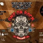ONE OK ROCK: Start Walking The World Tour Singapore Ticketing Information