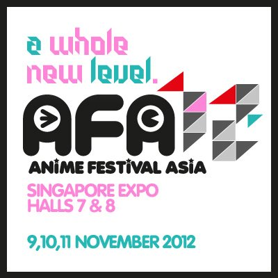 SG AFA12: A Whole new level~