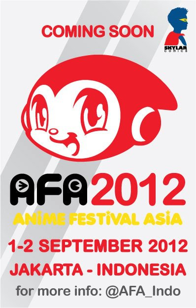 AFAINDO: AFA is coming to Indonesia~!