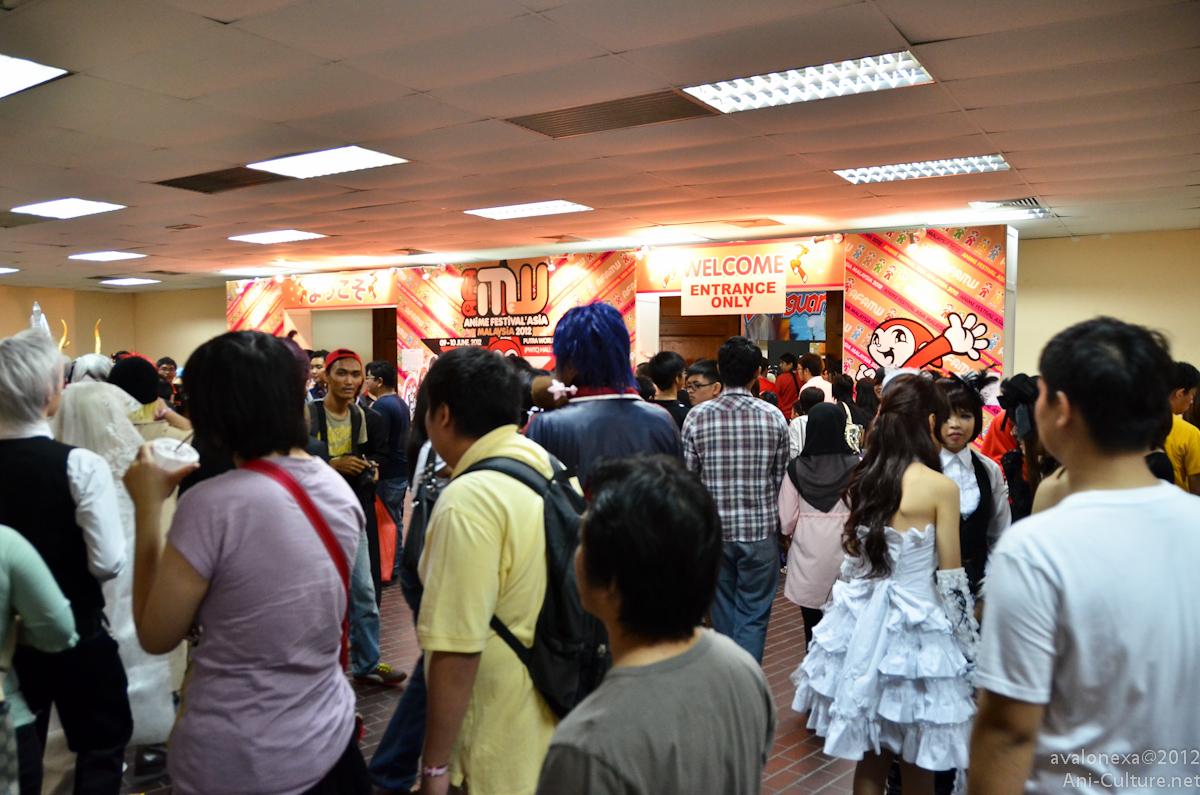 AFA Malaysia 2012 in Review