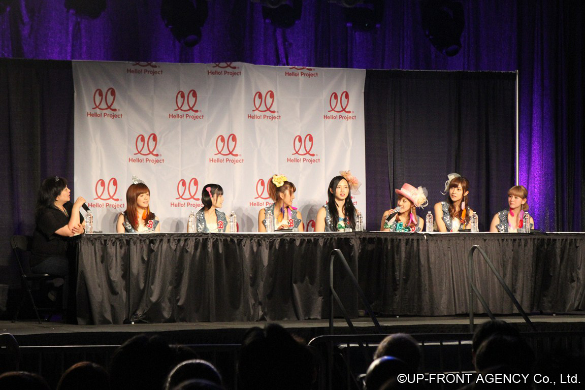 USA: Berryz Kobo at AnimeNEXT