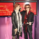 Meet X-Japan's Yoshiki, in Wax~