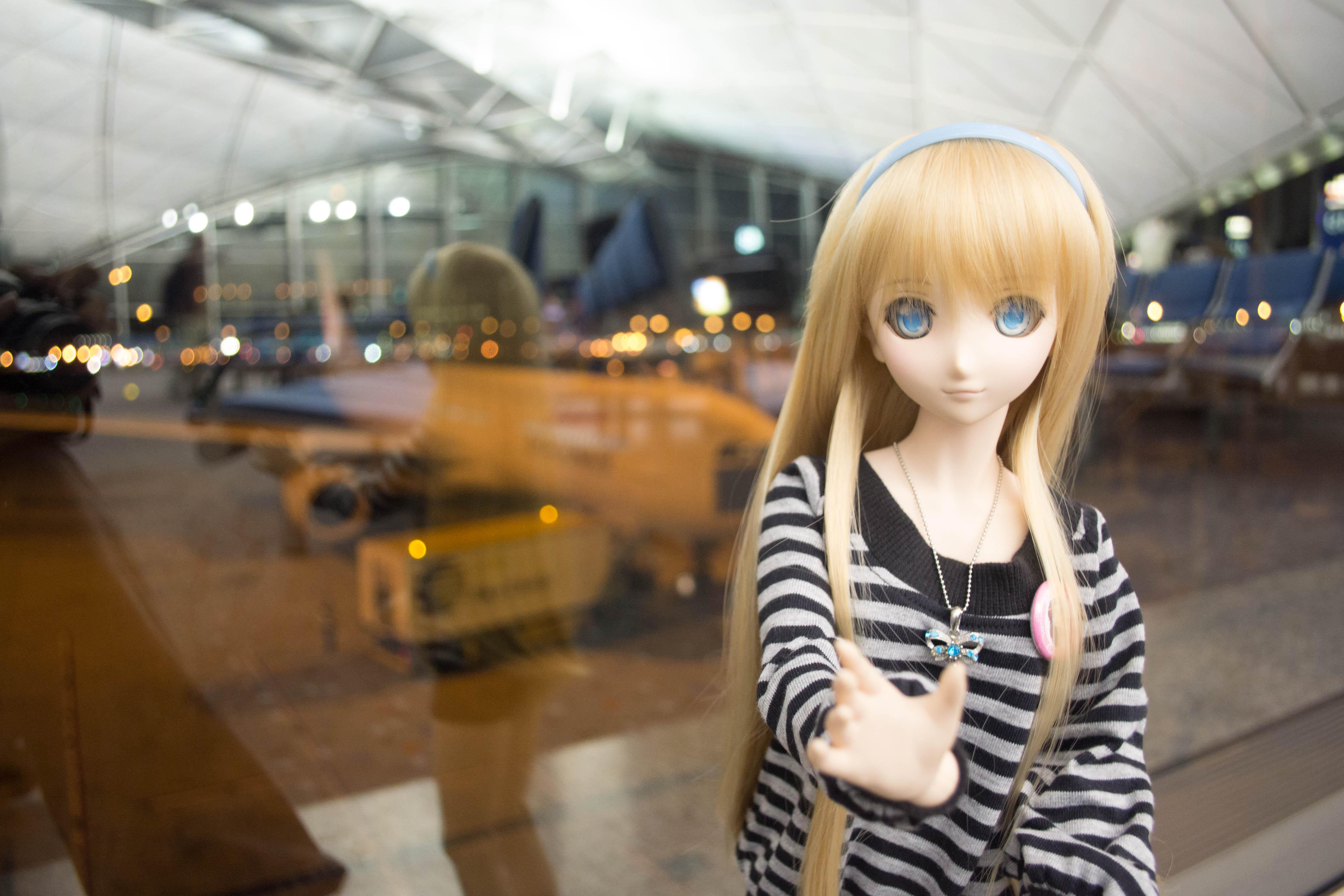 HK: Dollism Plus 7 – A Global Dollfie Event –